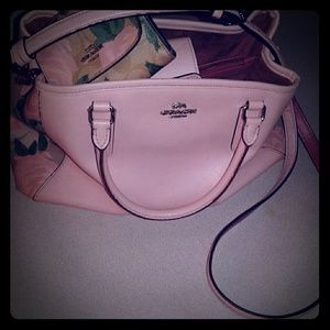 Coach Shoulder Bag/Hand Bag & a Coach Wallet
